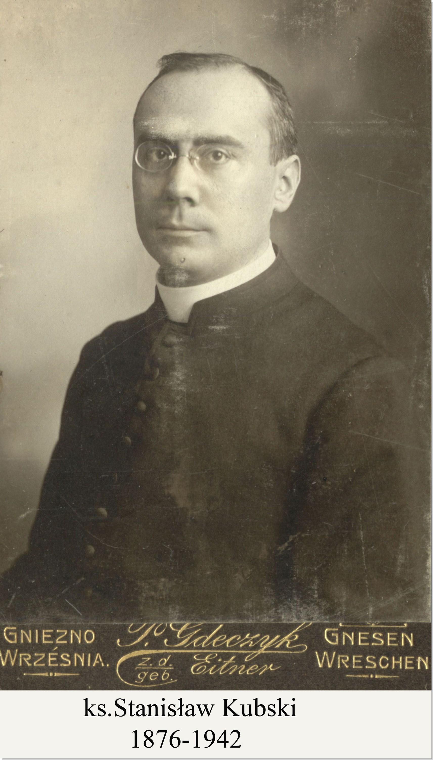 blaženi Stanislav Kubski - duhovnik in mučenec